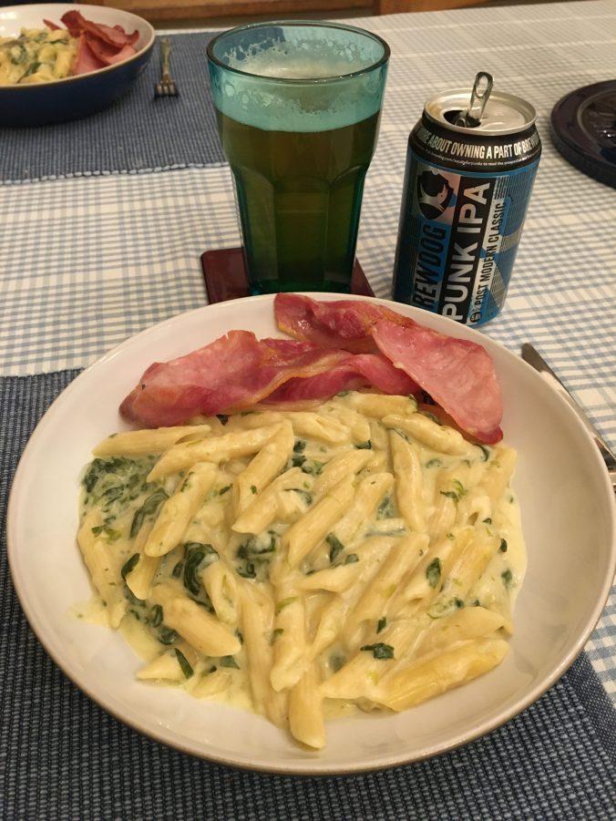 Beer mac'n'cheese recipe